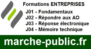 formations aux marches public